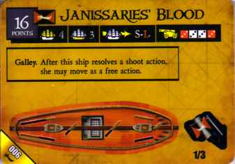 BC-006 Janissaries' Blood