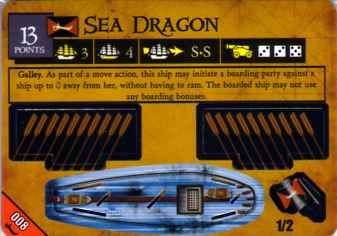 BC-008 Sea Dragon
