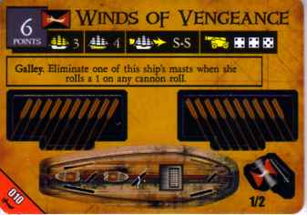 BC-010 Winds of Vengeance