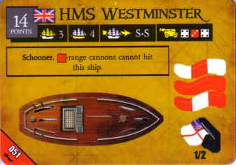 BC-051 HMS Westminster