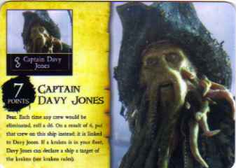 DC-057 Captain Davy Jones