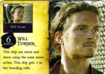 DC-059 Will Turner