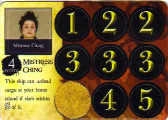 DC-085 Mistress Ching/Plunder
