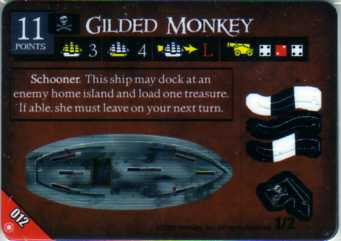 CC-012 Guilded Monkey
