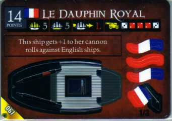 CC-067 Le Dauphin Royal