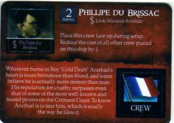CC-090 Phillipe du Brissac/Capitaine Arathiel