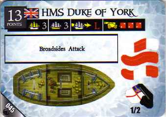 FN-045 HMS Duke of York