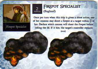 FN-051 English Firepot Specialist