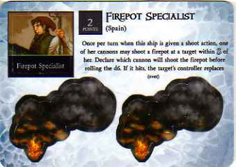 FN-063 Spanish Firepot Specialist