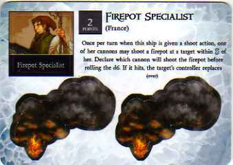 FN-075 French Firepot Specialist