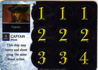 FN-099 Pirate Captain/Treasure