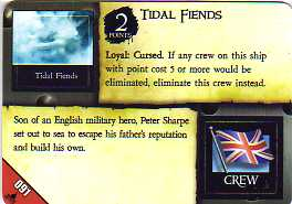 FS-091 Tidal Fiends/Major Peter Sharpe