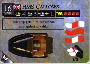 MI-046 HMS Gallows