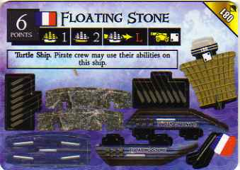 OE-081 Floating Stone
