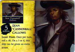 "RF-020 Sean ""Cannonball"" Gallows"