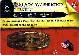 RF-054 Lady Washington