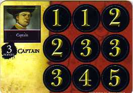 RF-070 English Captain/Treasure