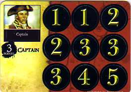 RF-074 American Captain/Treasure