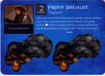 R-039 English Firepot Specialist