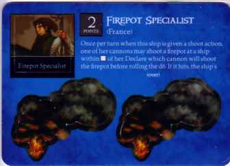 R-066 French Firepot Specialist