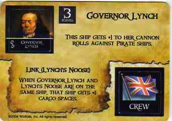 SM-EC-005 Governor Lynch/English Oarsman