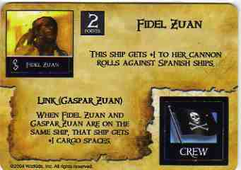 SM-PC-008 Fidel Zuan/Pirate Musketeer