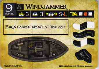 SM-PS-014 Windjammer