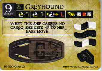 SM-PS-020 Greyhound