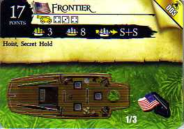 SS-005 Frontier