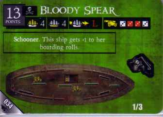 SCS-034 Bloody Spear