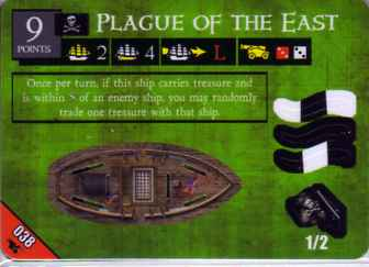 SCS-038 Plague of the East