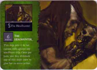 SCS-041 The Headhunter