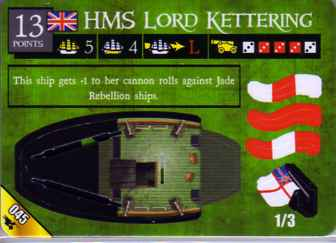 SCS-045 HMS Lord Kettering