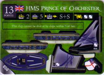 SCS-050 HMS Prince of Chichester
