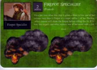 SCS-085 French Firepot Specialist