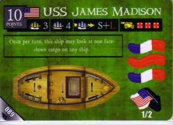 SCS-089 USS James Madison