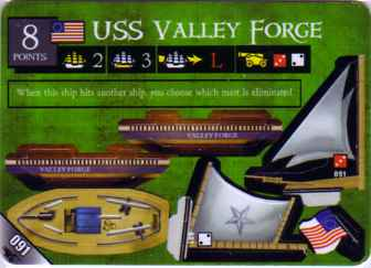 SCS-091 USS Valley Forge