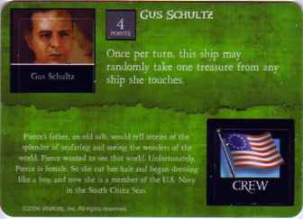SCS-097 Gus Schultz/Pierce Hollow