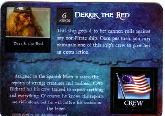DJC-046 Derrik the Red/Chief PO Charles Richard