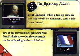FS-092 Dr. Richard Scott/Lenoir