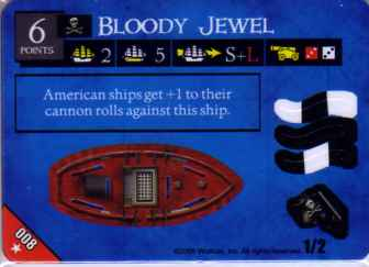 R-008 Bloody Jewel