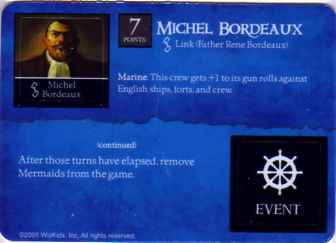 R-063 Michel Bordeaux/Mermaids